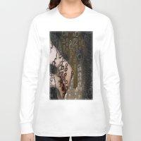henna Long Sleeve T-shirts featuring Henna by John Hansen