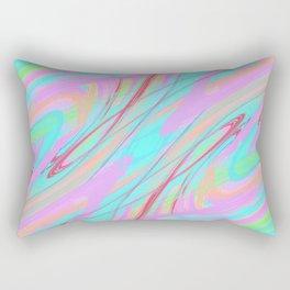 Clutter Rectangular Pillow
