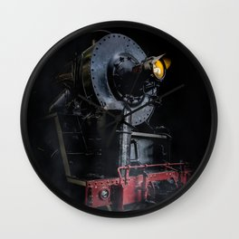 Steam Loco Wall Clock
