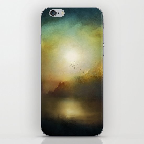 Poesia iPhone & iPod Skin