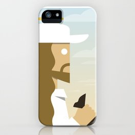 Part of the Deal iPhone Case