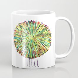 Poofy Splotch Coffee Mug