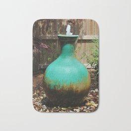 Vase Fountain Bath Mat