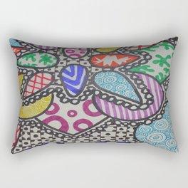 PATCHES Rectangular Pillow
