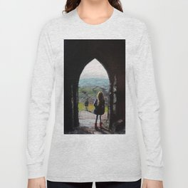 Gazing from the Tor Long Sleeve T-shirt