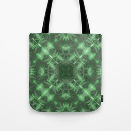Dragonfly Pattern 1 (Large) Tote Bag