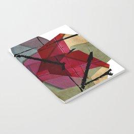 Flower of Geometry Notebook