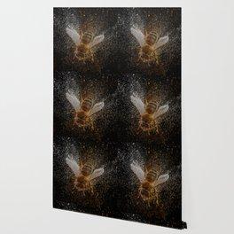 Bees Are Magic Wallpaper