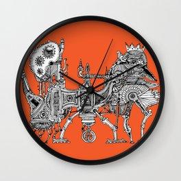 Brewerpoddle Wall Clock