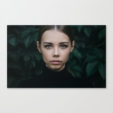 across Canvas Print