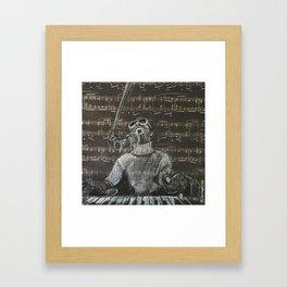 The Key of Life Framed Art Print