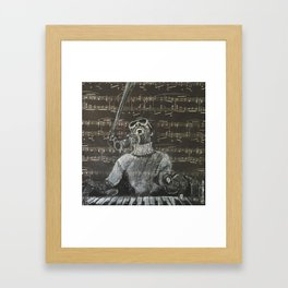 The Key of Life Framed Art Print