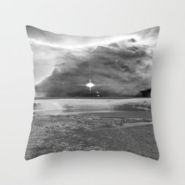 Jupiter is my home Throw Pillow