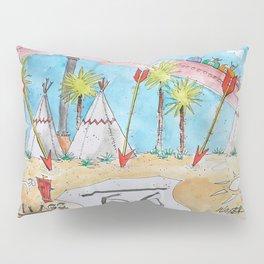 Six Flags Dubai - American Revolution - Route 66 Pillow Sham