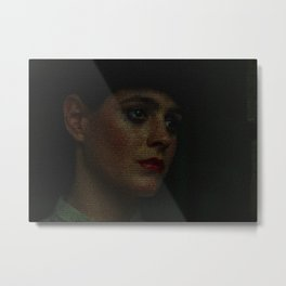 Rachael: Blade Runner Screenplay Print Metal Print