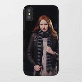 Doctor Who's Amy Pond iPhone Case