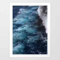 Sea 3 Art Print