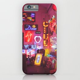 God's own junkyard iPhone Case