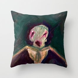 The Autopsy Throw Pillow