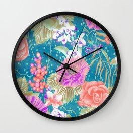 boho 2018 Wall Clock