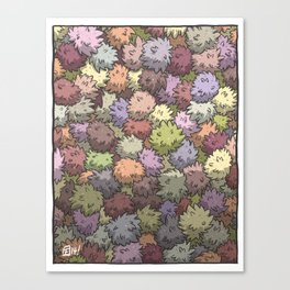 """""""T"""" Is For """"Tribbles"""" Canvas Print"""