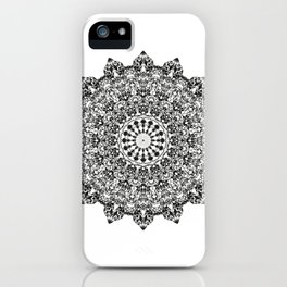 Year Zero iPhone Case
