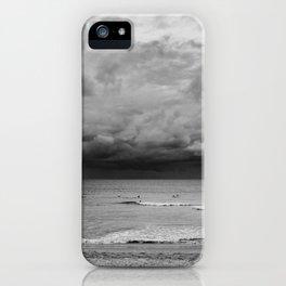 Jogger on Beach iPhone Case