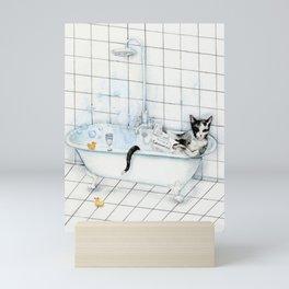 DO NOT DISTURB 2 Mini Art Print