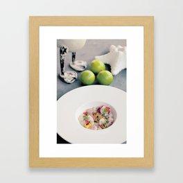 Altro Ecosistema Framed Art Print