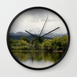 Colorado Wall Clock