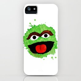 Oscar iPhone Case