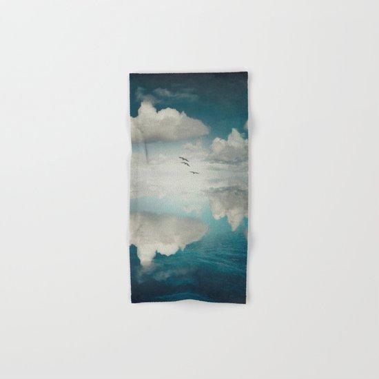 Spaces II - Sea of Clouds Hand & Bath Towel