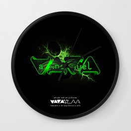 "VACA - MP: ""A Incrível Vaca"" Wall Clock"