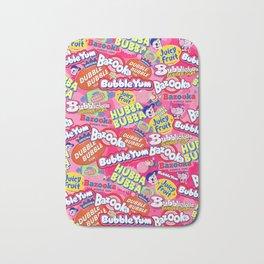 Bubble Gum Explosion Bath Mat