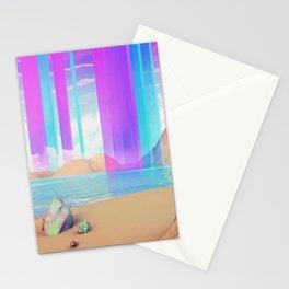 Vertical rythm Stationery Cards