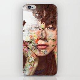 Flowered skin ll iPhone Skin