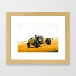 """1928 Roaster 16,5"""" x 11,8"""" Framed Art Print"""