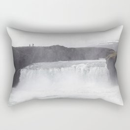 Iceland Landscape 003 Rectangular Pillow