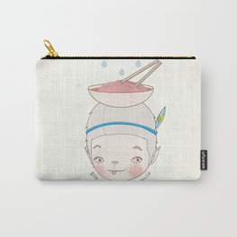 맛! Bon appetit bizarre nouille restaurant ! Carry-All Pouch