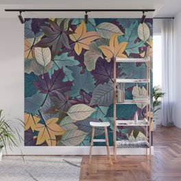 Leafy Goodness Wall Mural