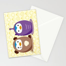 N°1 & N°2 - Disguise Team Stationery Cards