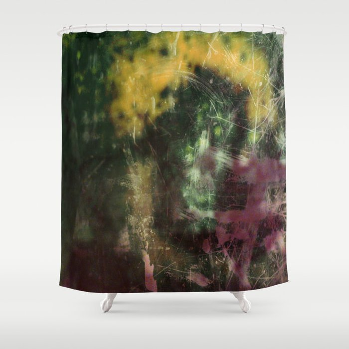 XZ7 Shower Curtain