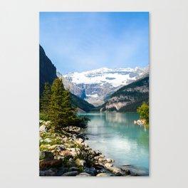 Lake Louise, Alberta Canada Canvas Print