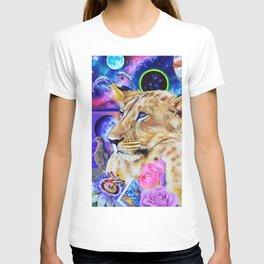 Esoteric Lion T-shirt