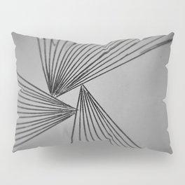 Gray Explicit Focused Love Pillow Sham