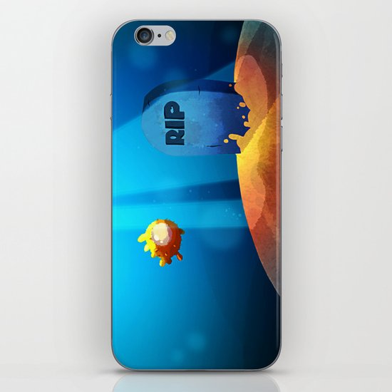 Puffer iPhone & iPod Skin