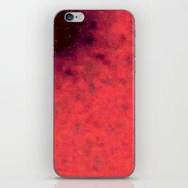 cqlusterinq iPhone Skin