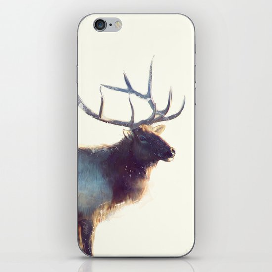 Elk // Follow iPhone & iPod Skin
