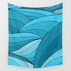Beach Tide Wall Tapestry