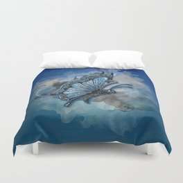 The Butterfly effect Duvet Cover